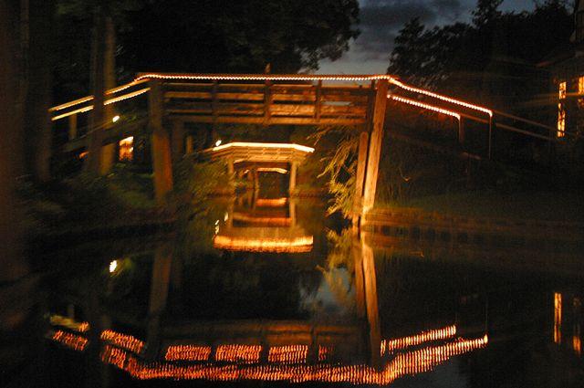 Candlelight Rondvaart door Giethoorn
