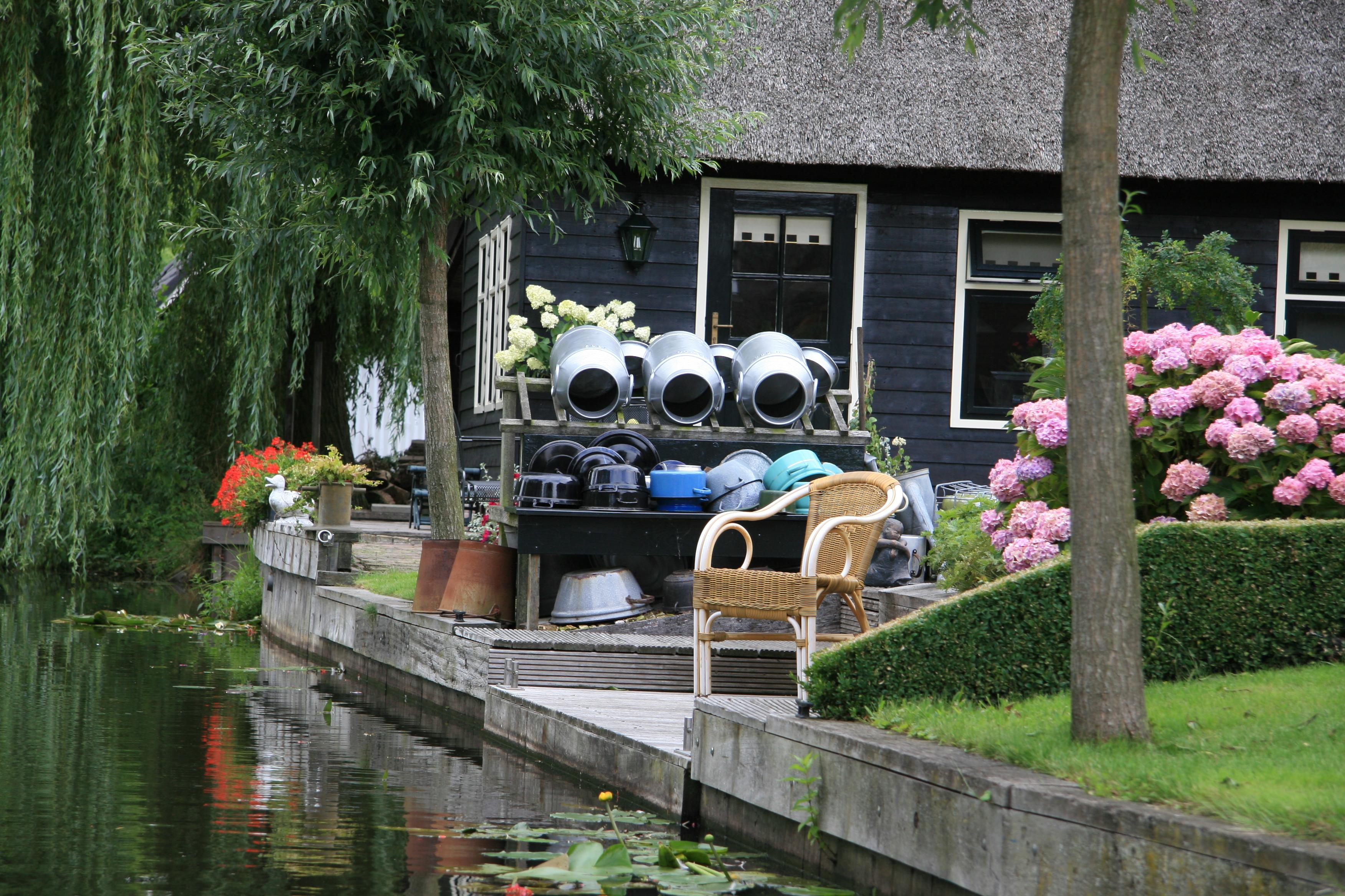 Foto 2 van het album Omgeving De Harmonie en Giethoorn